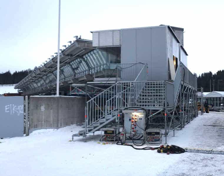 Studiounterbau 1 Lahti